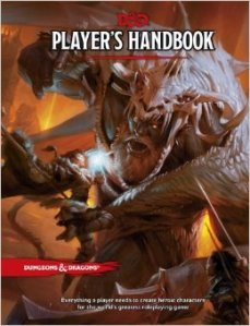 5th ed players handbook