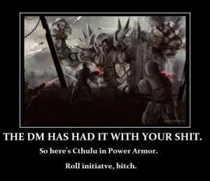 Cthulhu DM shit