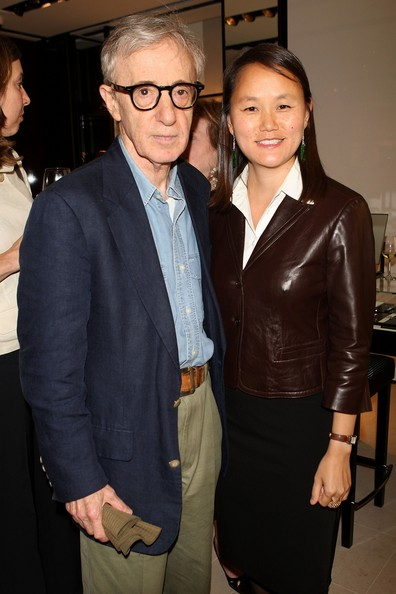 Soon Yi Previn Was Born On October 8 1973 In Korea And At Age Adopted By Mia Farrow Andr