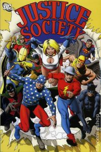 justice society #1 2006