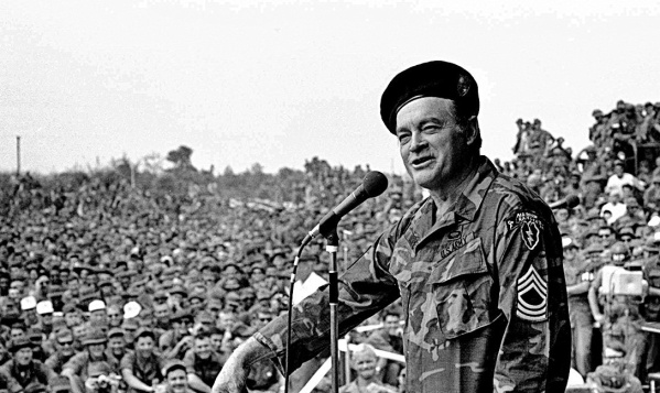 Image result for bob hope USO