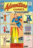 Adventure Comics Sept 1962