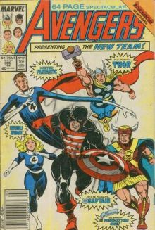 Avengers Feb 1989