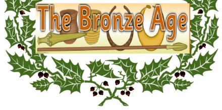 Bronze age Christmas