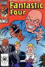 Fantastic Four March 1987