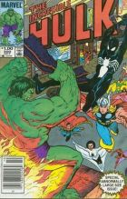 Incredible Hulk October 1984