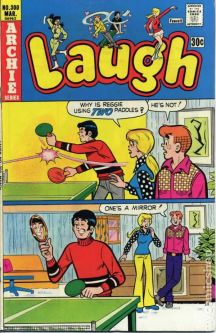 Laugh March 1976