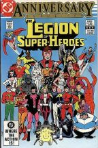 Legion of Superheroes June 1983
