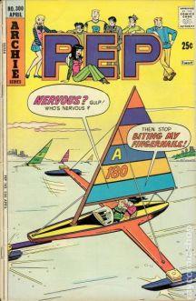 Pep April 1975