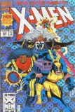 Uncanny X-Men May 1993