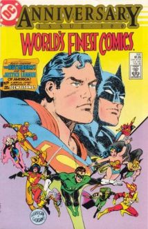 World's Finest Feb 1984
