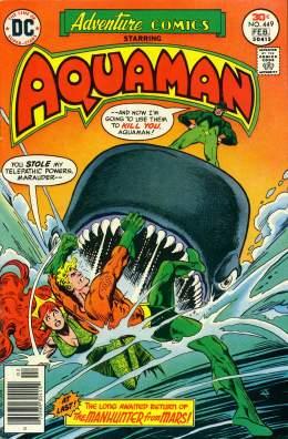 Adventure 449 cover